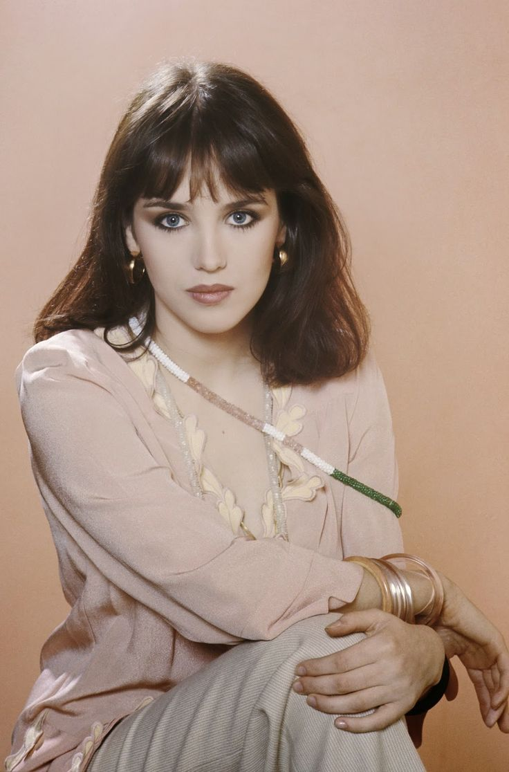 Isabelle Adjani, 1977, by Claude Azoulay