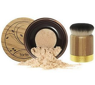 tarte Amazonian Clay Full Coverage Powder Foundation. Really good deal on qvc