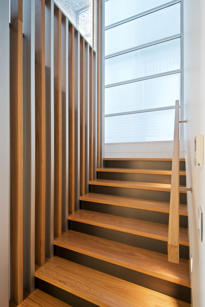 Carina Heights Luxury New Home | Staircase Design | dion seminara architecture