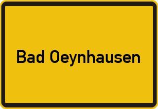 Schrottankauf Bad Oeynhausen