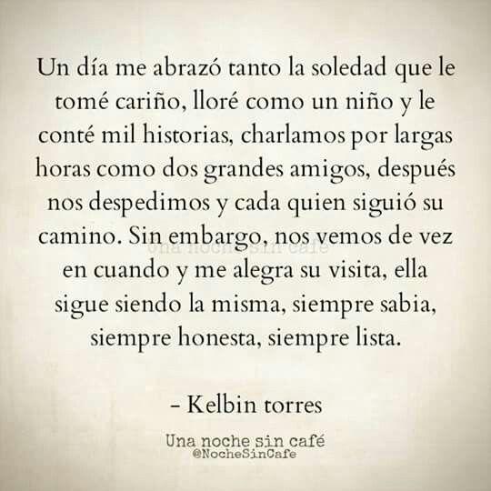 Soledad #frases #citas #quotes                                                                                                                                                      Más