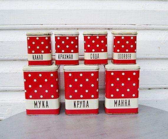 Förvaring av kryddor i retro stil Få mer inspiration på www.smpl.nu