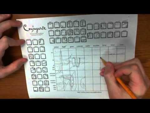 Zachary Jones - Conjugarte: Practice Spanish verb ...