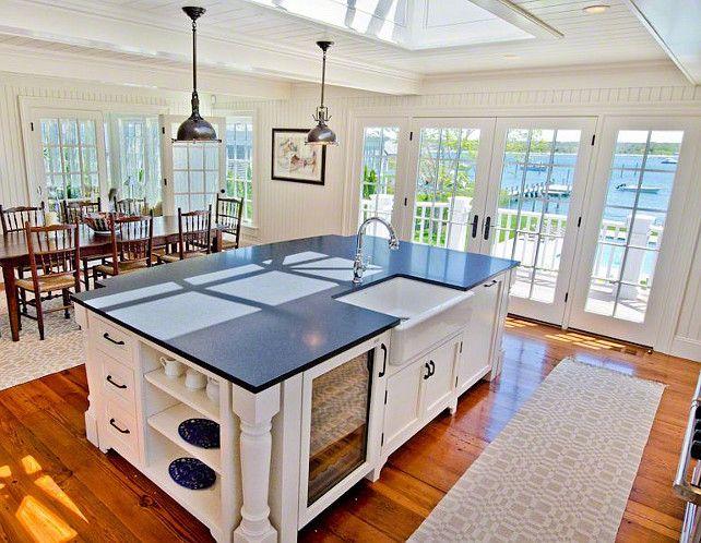 Best 20 kitchen island with sink ideas on pinterest for Large kitchen island with sink