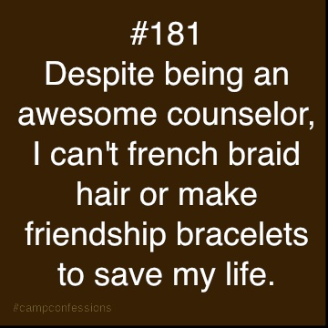 @Alex Odle this is you, minus the friendship bracelets. Dont worry, i will do your hair all summer :)