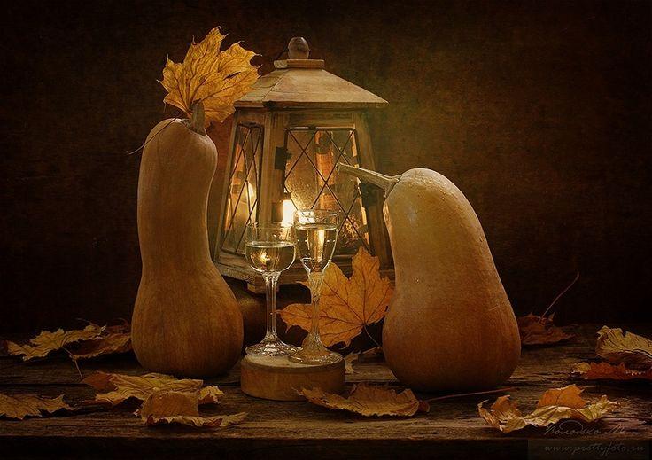 Фотография фотографа Марина Володько - Ужин при свечах
