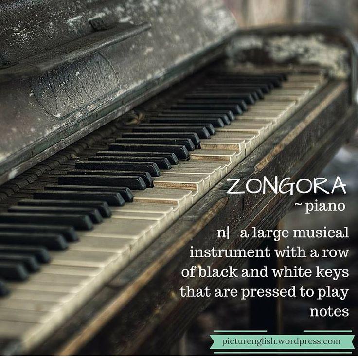 Piano / Zongora