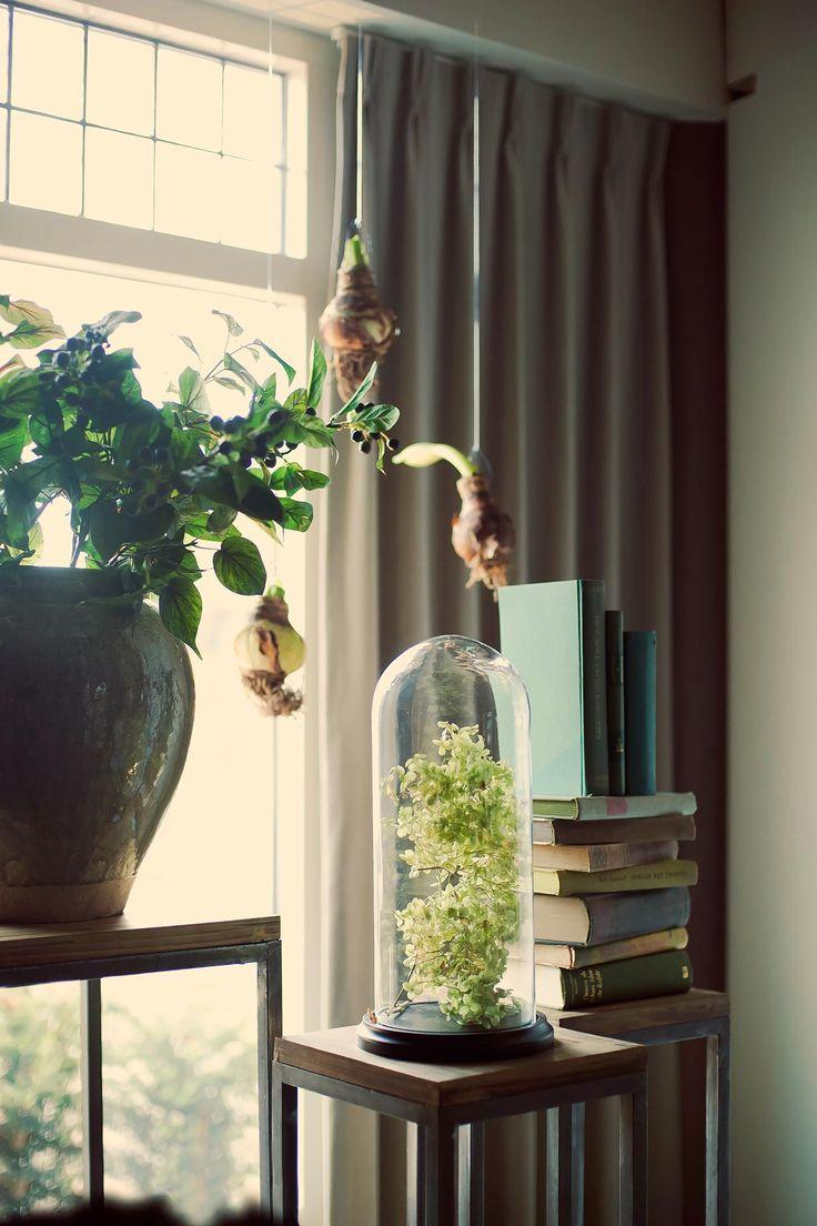 Plantentafel metaal | www.twoonhuis.nl