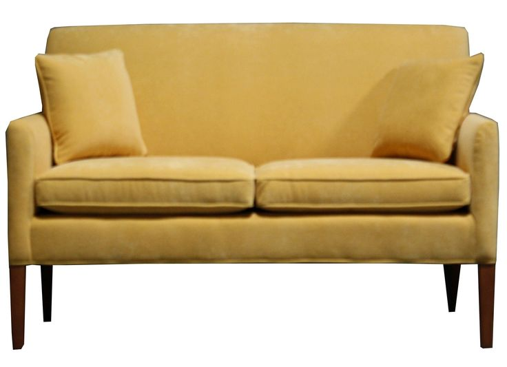 Lexi Loveseat In Montego Straw, One Of Our Sofas Made With No Flame  Retardants In