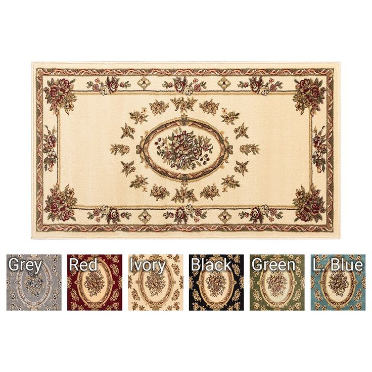 Stunning Well Woven Le Petit Palais Ivory Traditional u u x u u Door Mat Rug Want additional info Click on the image This is an affiliate link and I