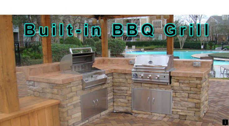 Find More Information On Outdoor Kitchen Contractors Near Me Just Click On The Link To Read More The Web Presence Is Wort Built In Bbq Built In Bbq Grill Diy Outdoor