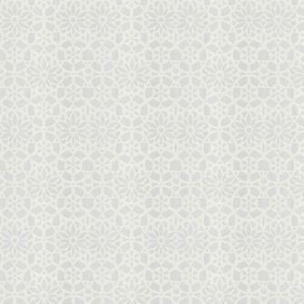 VTwonen vliesbehang bloem wit (dessin 02-028), alles voor je klus om je huis & tuin te verfraaien vind je bij KARWEI