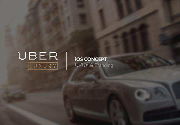 Uber Luxury | by Moe Slah