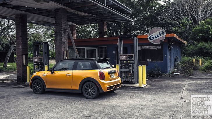 Defining 'not normal' with MINI in Puerto Rico