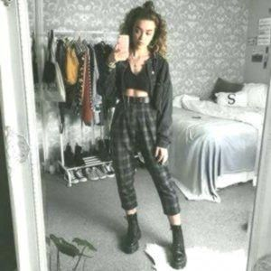 Grunge Clothing: 30 Cool and Edgy Grunge Outfits  #Clothing #Cool #Edgy #grunge #Outfits