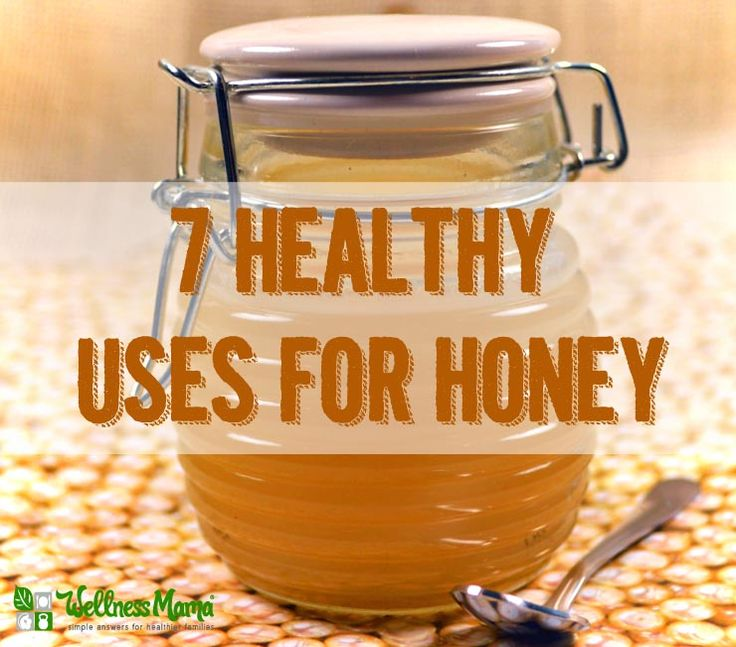 7 Healthy Uses for Honey