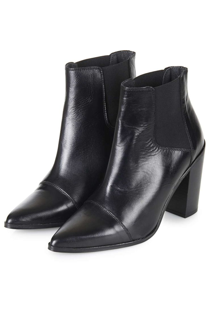 Photo 4 of MONOPOLY Pointed Chelsea Boots