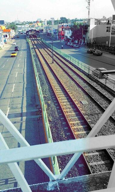 tren ligero estacion atemajac