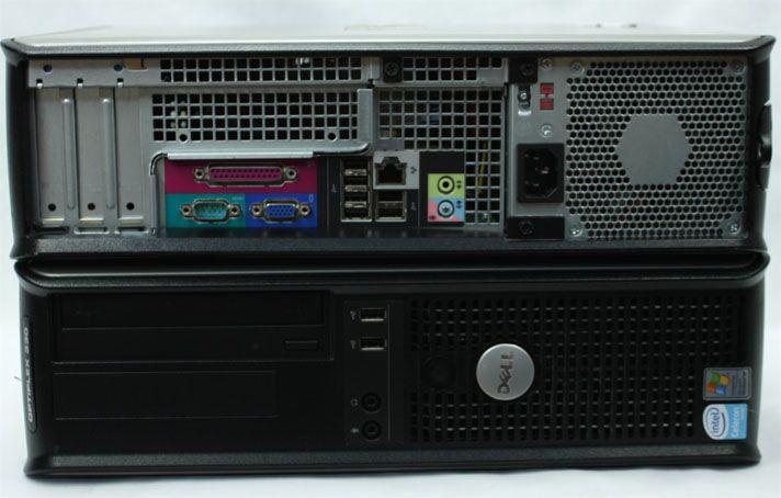 Calculatoare second hand  Dell 330/Pentium D 2.8G/1G/80G/DVD/Desktop #calculatoaresecondhand #calculatoaresh