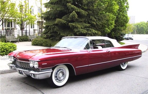 1960 cadillac s 62 convertible red for sale in kingsburg california for 29 950 http www. Black Bedroom Furniture Sets. Home Design Ideas