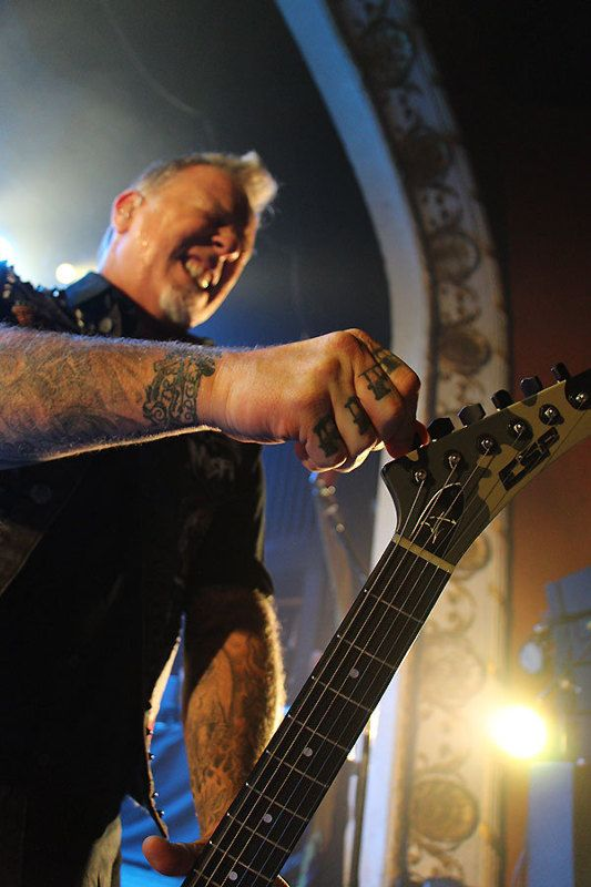 2016-11-29 Toronto, Canada - Metallica