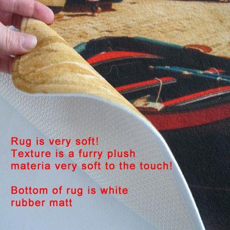 Quatrefoil & Paisley Rug