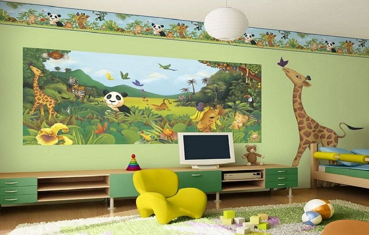 Pinterest Playroom Wall Decor : Best images about good kids playroom on