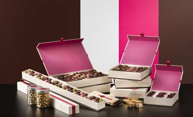 The Marmara Chocolate on Packaging of the World - Creative Package Design Gallery