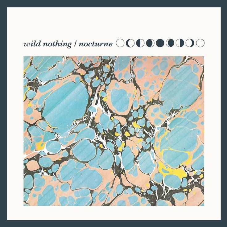 Wild Nothing - Nocturne Vinyl Record