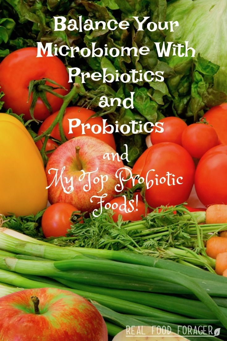 Balance Your Microbiome With Prebiotics and Probiotics and My Top Probiotic Foods! Grab some recipes for easy to make fermented foods!