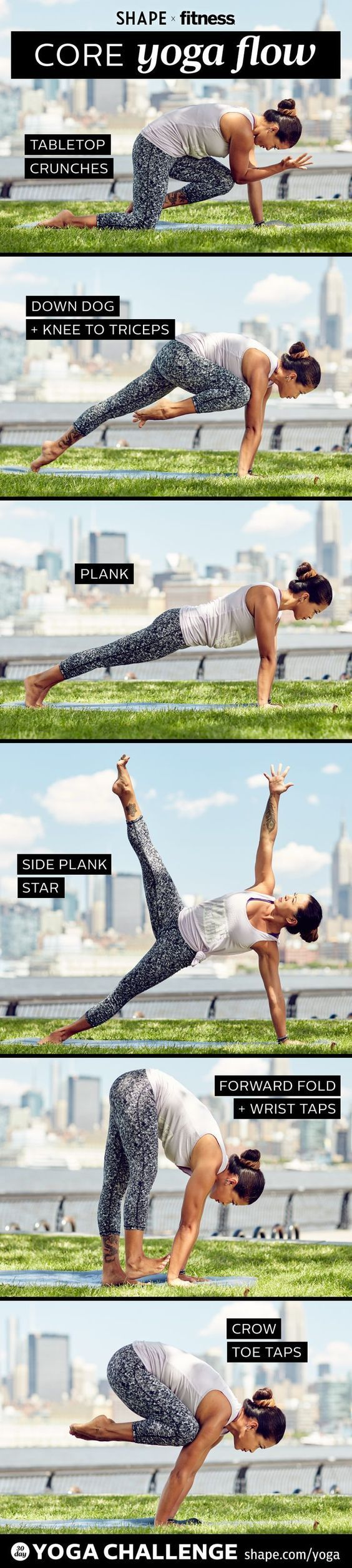 yoga workouts fitness week 2 of our yoga challenge with fitness magazine and two fit moms strengthen your core with beauty and grace with asanas that
