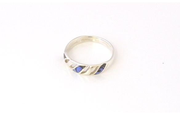 Paua World - Paua Shell and Sterling Silver Ring, $59.90 (http://www.pauaworld.com/paua-shell-and-sterling-silver-ring/)