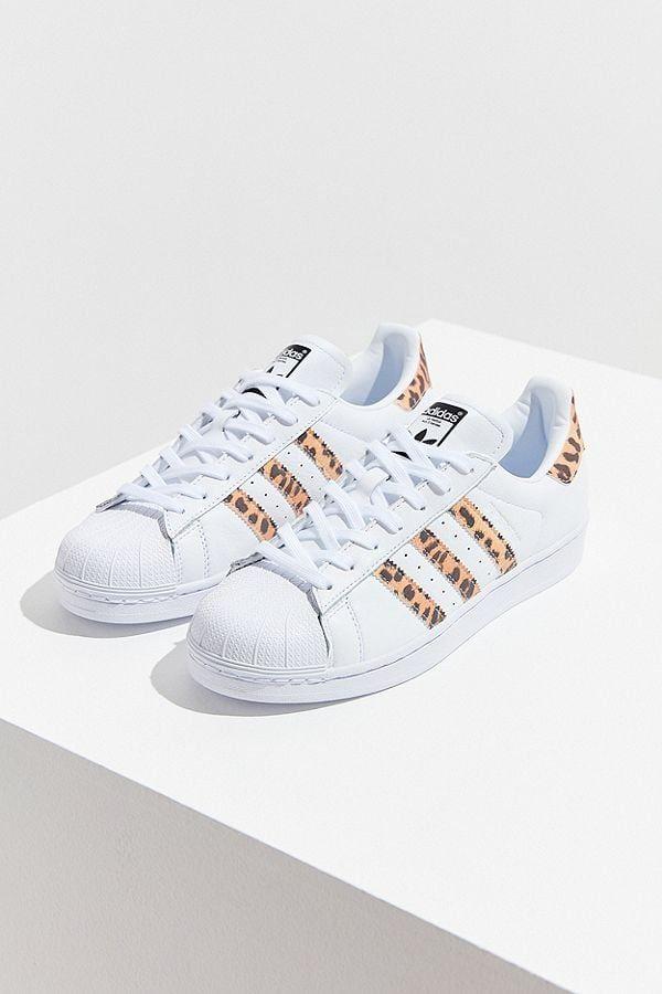 adidas superstar leopard sneaker