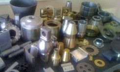 metal parçalar