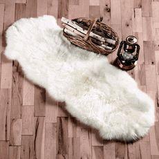 Ivory Large Sheepskin Rug
