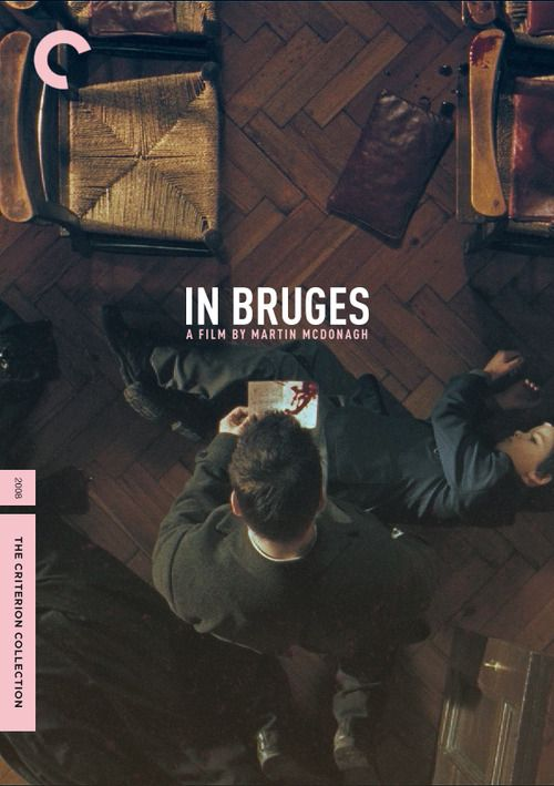 In Bruges: After a botched assassination in London, two hitmen go to the medieval Belgian town of Bruges to hide out. A great story and the scenery is unreal.