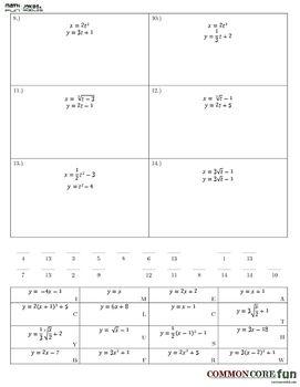Worksheets Parametric Equations Worksheet parametric equations worksheet abitlikethis equations