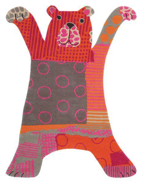Xian Kids Bear Rug 41000