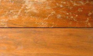 За премахване на драскотините по мебелите направете тази смес