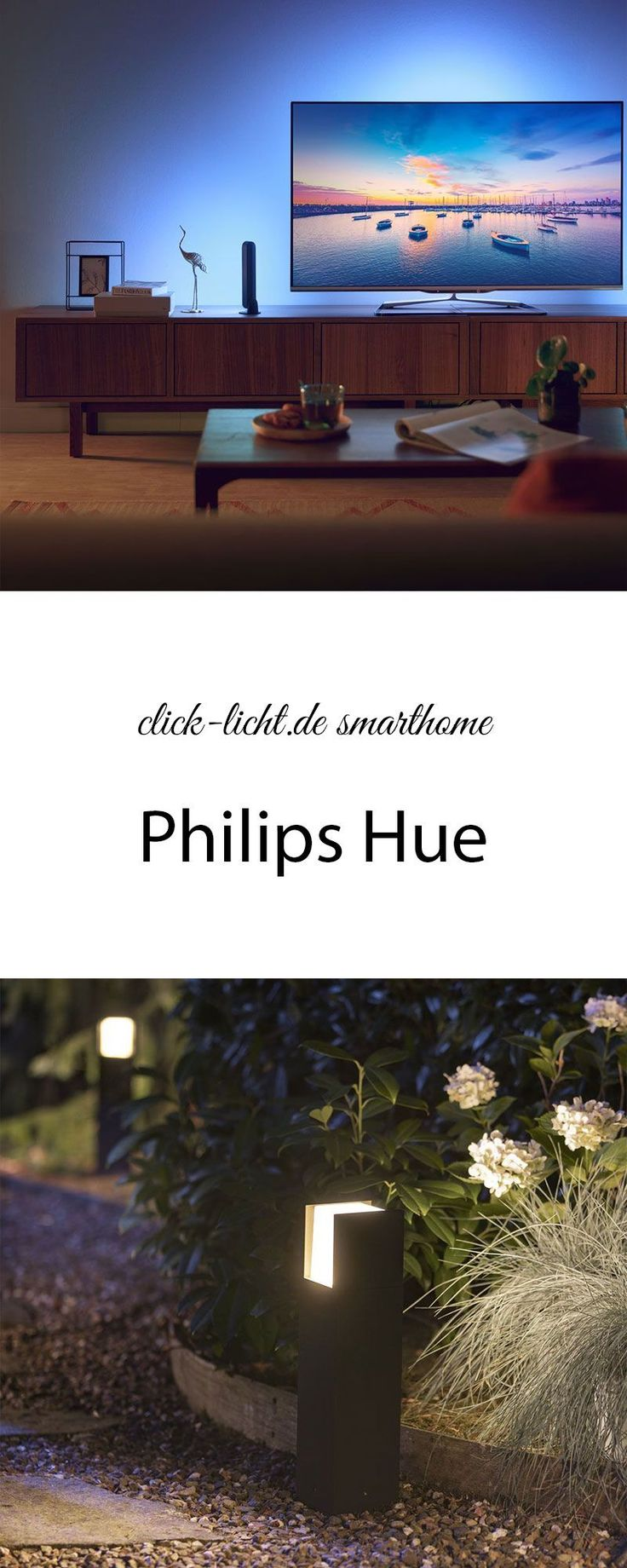 Philips Hue Schlafzimmer Lampe