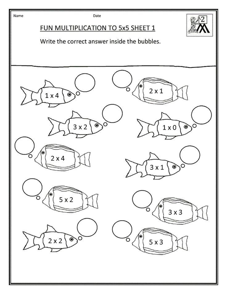 163 best Math Worksheets for Kids images on Pinterest