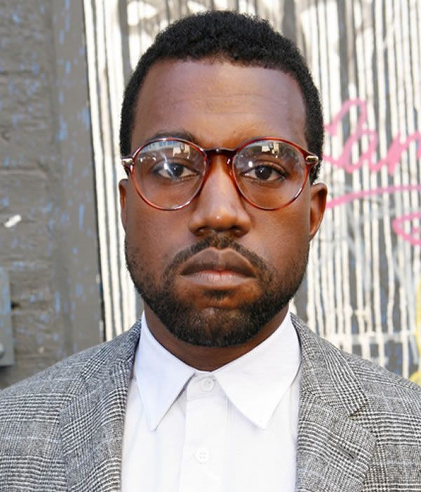 Kanye West: Hip Hop Glasses | The Look | Coastal.com – Your Eyewear Fashion Destination  #TheLook