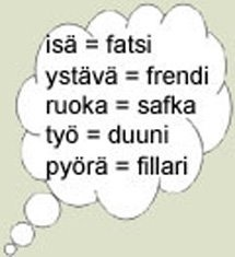 slangi,getting acquainted with Finnish slang.Did you know Finnish is probably the most difficult languagte to learn in the world,yet they make it more difficult with slang,a mixture of Russian,Swedish and English  Read more on this fascinating topic!