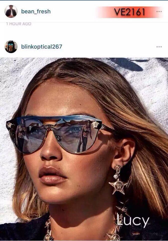 VERSACE Female sunglasses,40USD
