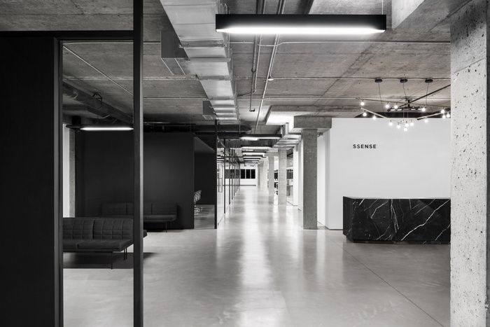 SSENSE - Montreal Offices - Office Snapshots