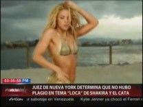 """Juez De Nueva York Determina Que No Hubo Plagio En Tema """"Loca"""" De Shakira Y El Cata #Video"""