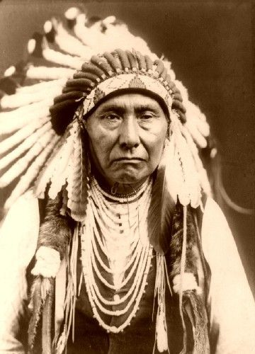 Chief Joseph – Nez Perce  1840 - 1904