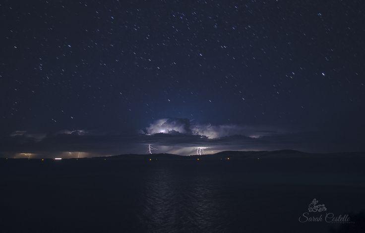 Magic show stunning #lightning in Port Lincoln