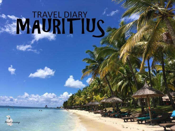Travel video of Mauritius #travel #video #diary #vegan #mauritius #travelblogger