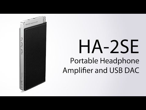 OPPO HA-2SE Portable Headphone Amplifier and USB DAC (iPhone Compatible) $299